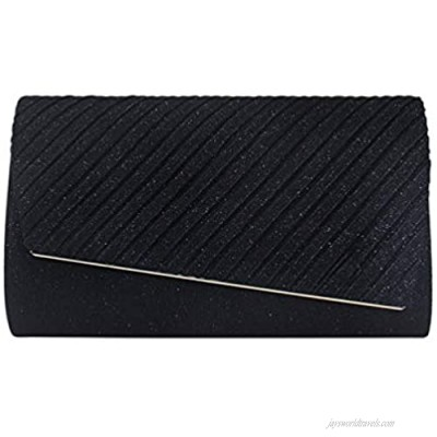 ZIUMUDY Evening Bags Clutch Purses for Women Sparkling Handbags Wallets for Wedding Party