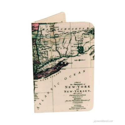 Provinces of New York Business Credit & ID Card Holder Wallet
